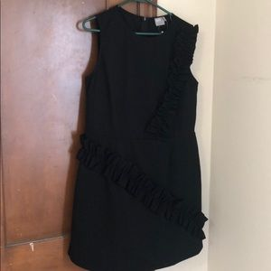 NWT ASOS Design black dress